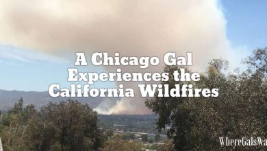 Wildfires WhereGalsWander
