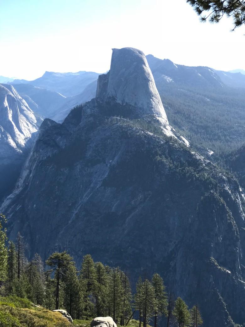 Yosemite National Park WhereGalsWander Half Dome