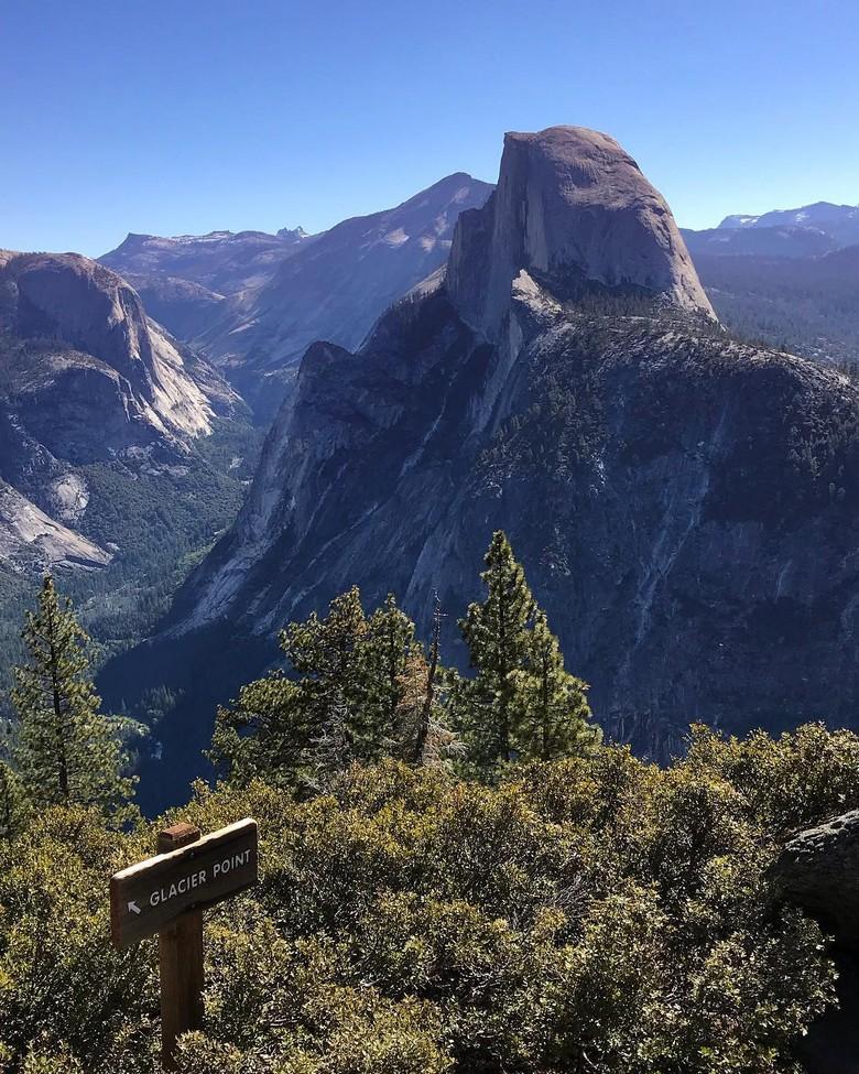 Half Dome, Yosemite WhereGalsWander
