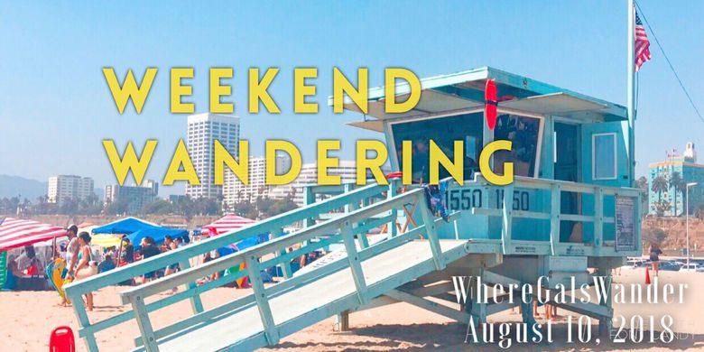 Weekend Wandering