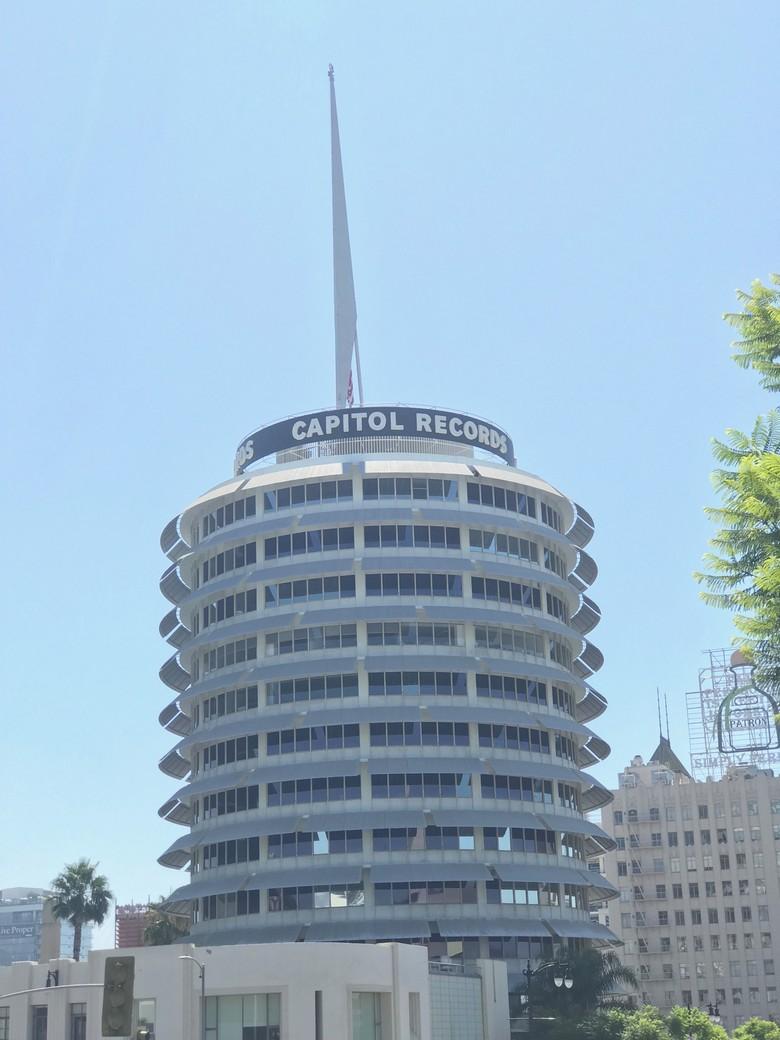 WhereGalsWander Capitol Records