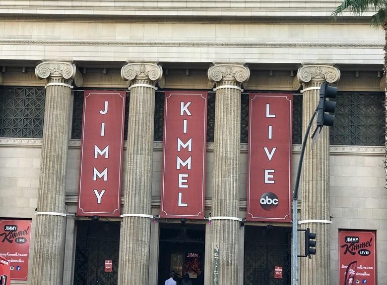 Kimmel WhereGalsWander Hollywood
