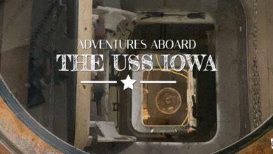 WhereGalsWander USS Iowa