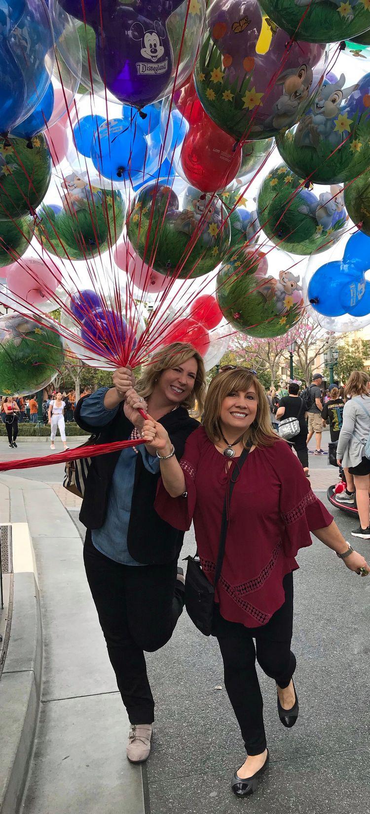 Zanne & JD go to Disneyland! WhereGalsWander
