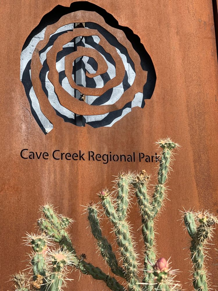 Cave Creek Recreational Area WhereGalsWander