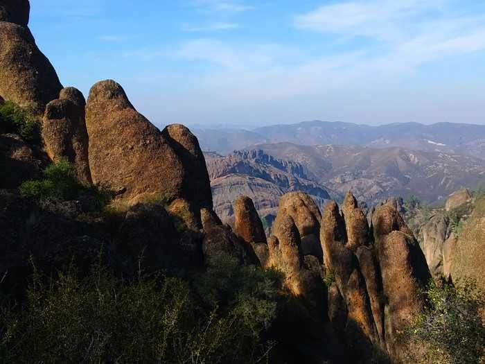 Pinnacle National Park, Fit Life Travel WhereGalsWander California