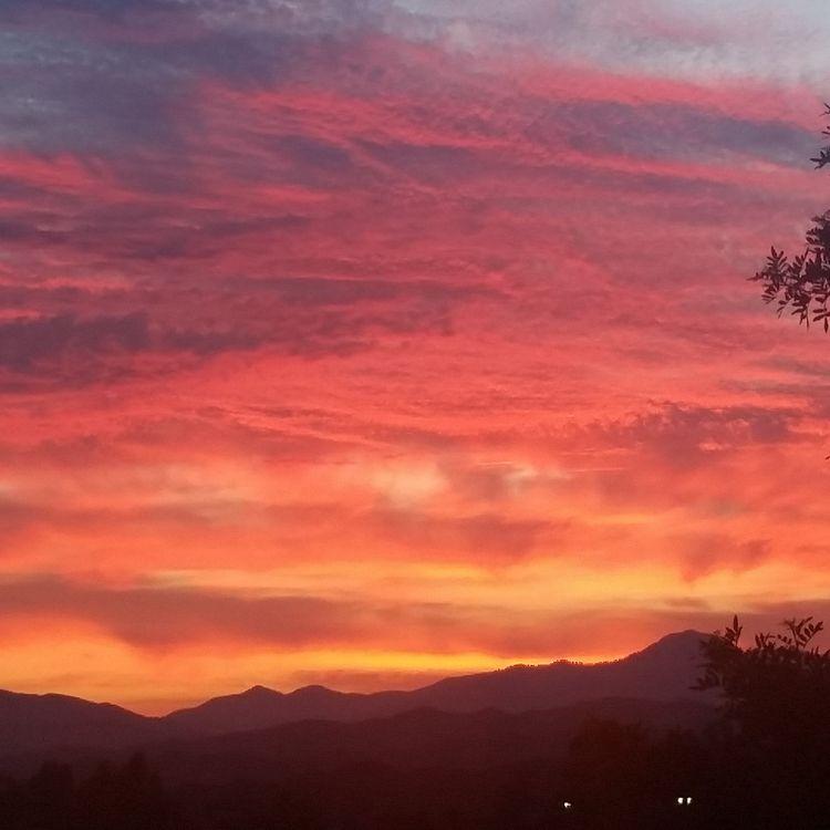Santa Clarita, California WhereGalsWander sunsets