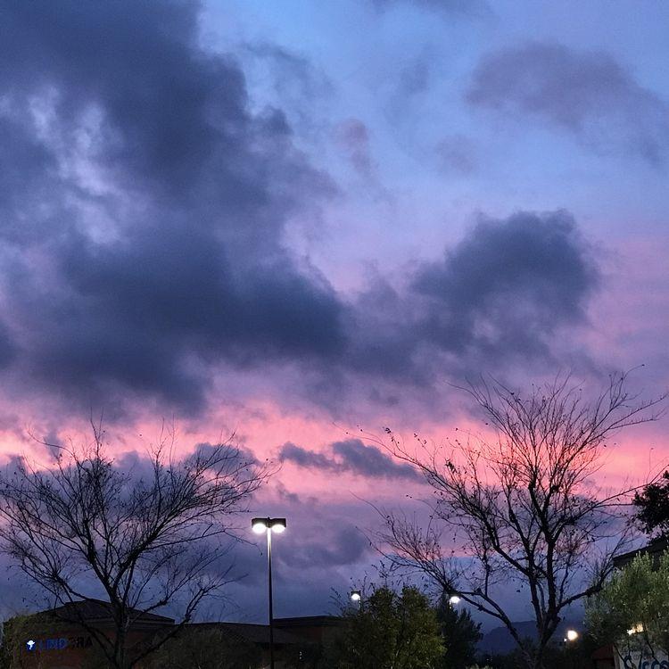 California Sunset WhereGalsWander