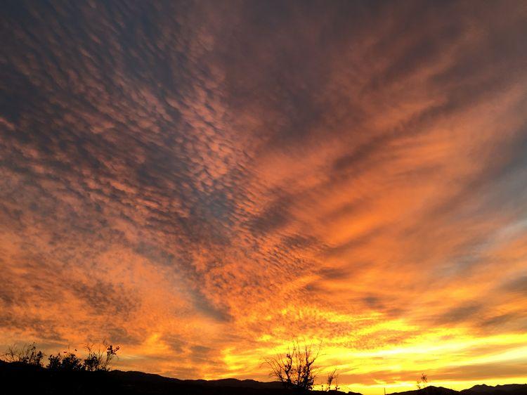 Santa Clarita, California WhereGalsWander Sunset
