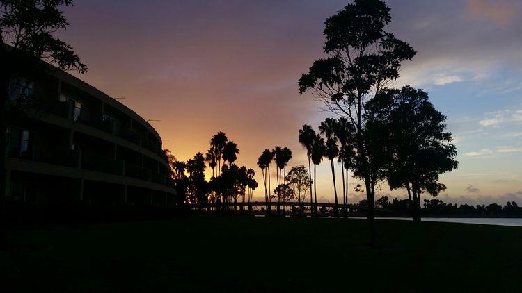 Sunset Point, San Diego, WhereGalsWander