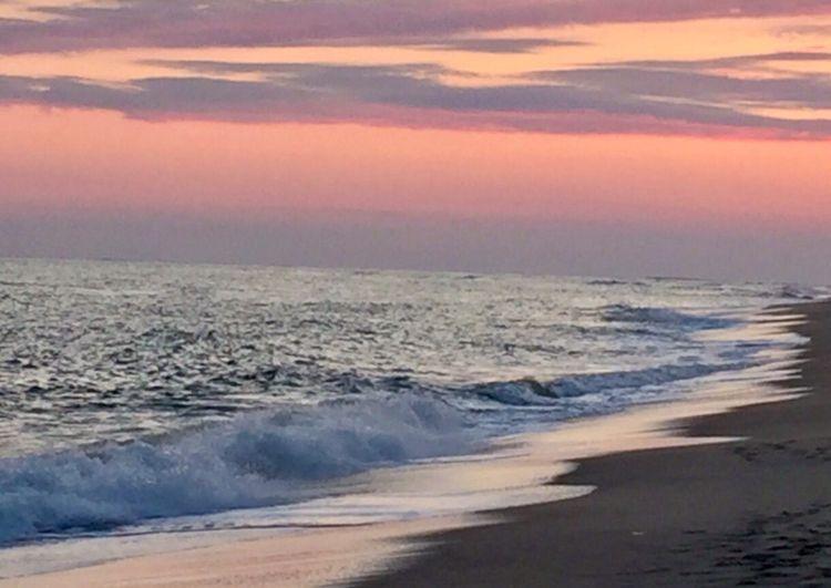 Nantucket Beaches, WhereGalsWander, New England Beach Sunset