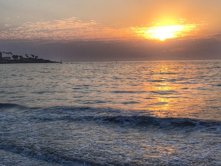 Marine Room San Diego Sunset WhereGalsWander