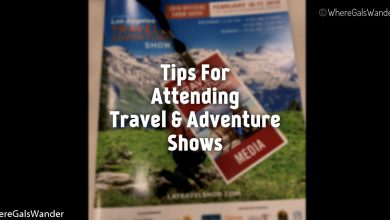 WhereGalsWander Travel Show