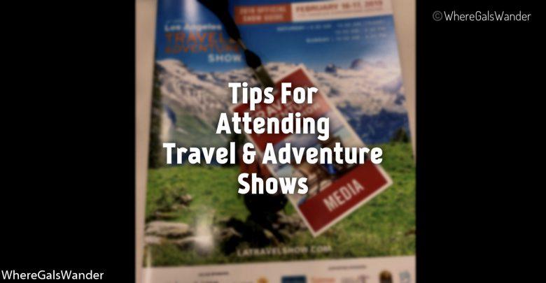 WhereGalsWander Travel Show