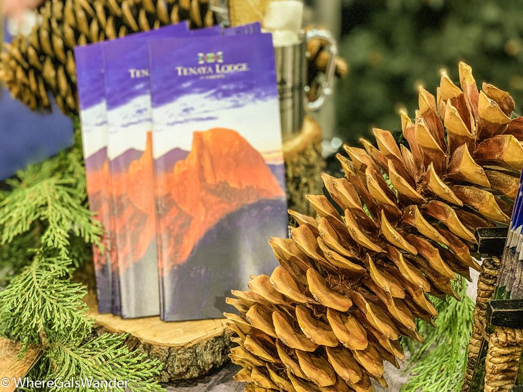 Tenaya Lodge at Yosemite Tips from WhereGalsWander, attending the Travel & Adventure Show