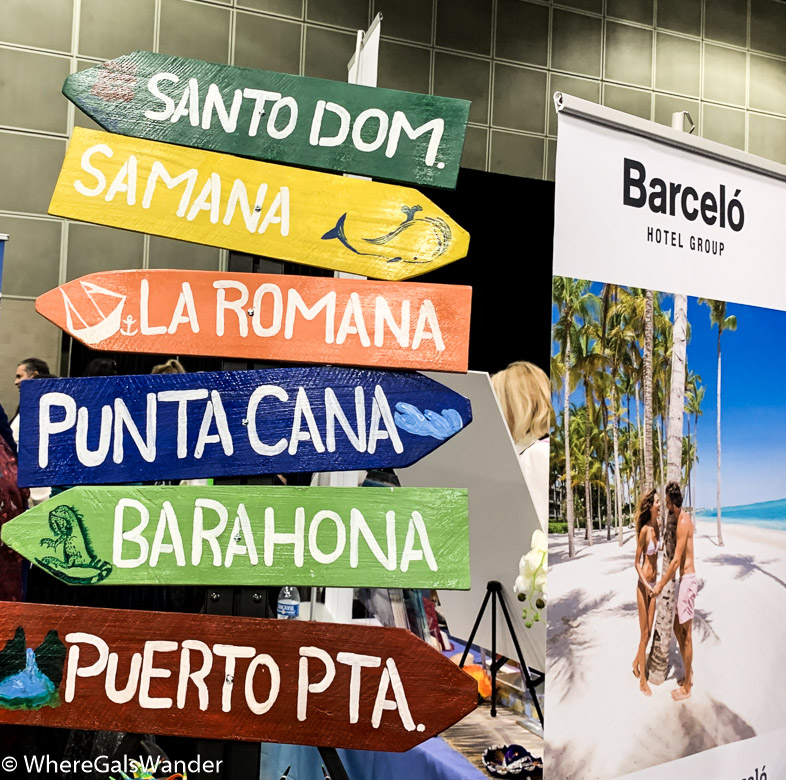 LA Travel & Adventure Show, 2/16/19 at the Los Angeles Convention Center WhereGalsWander