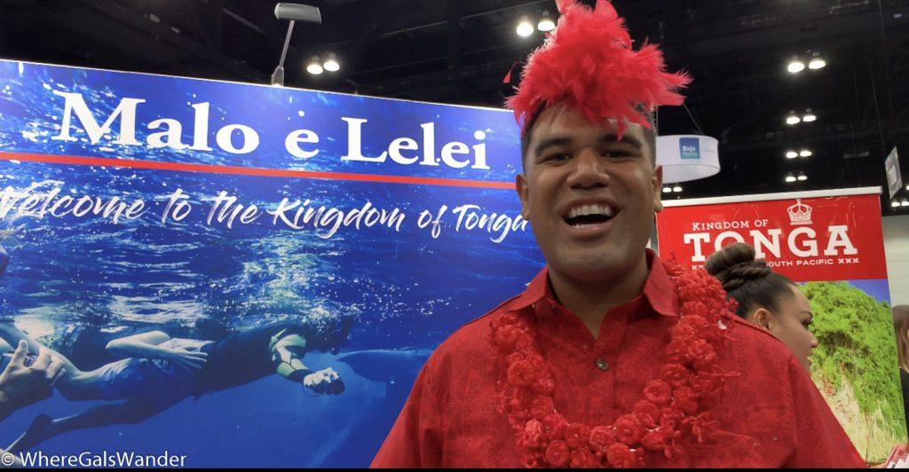 Tonga WhereGalsWander