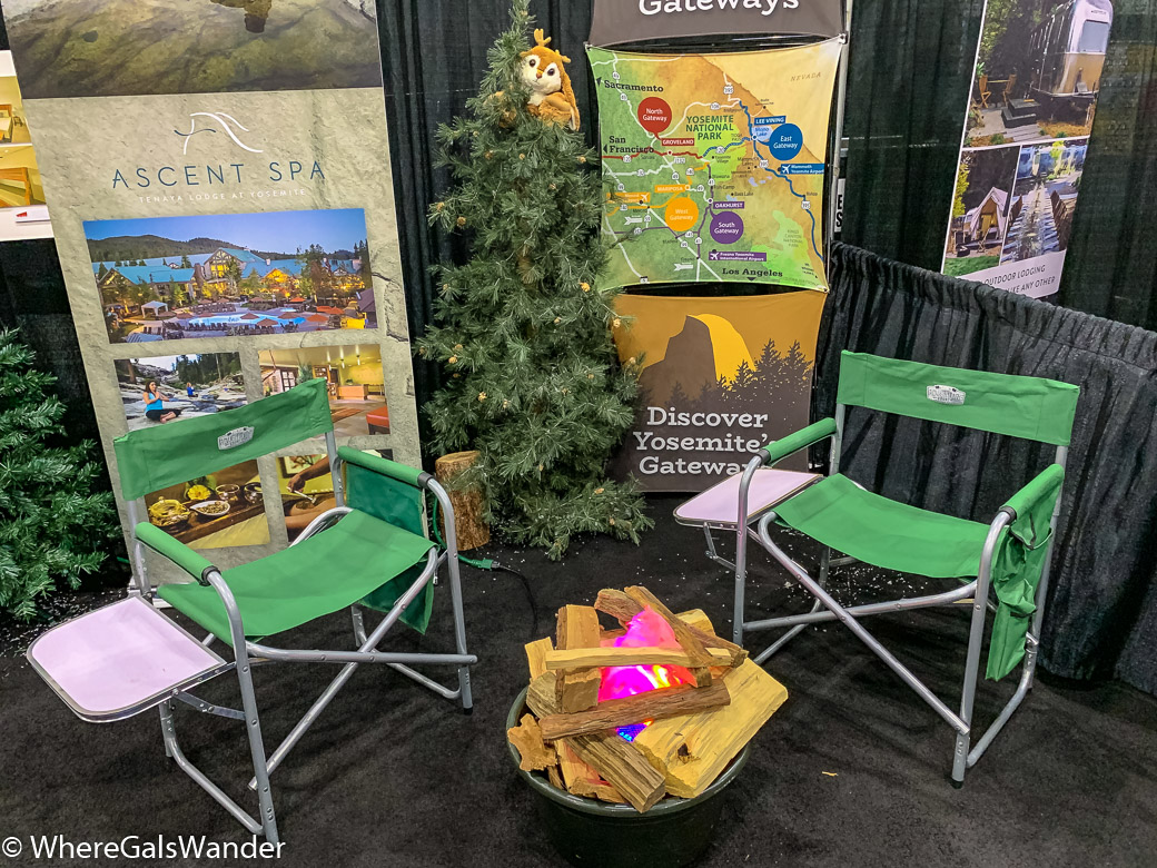 Tips from WhereGalsWander, attending the Travel & Adventure Show