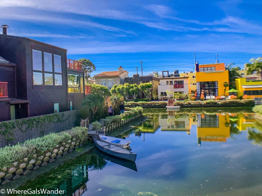 Venice California Homes Architecture Color Photography Decor