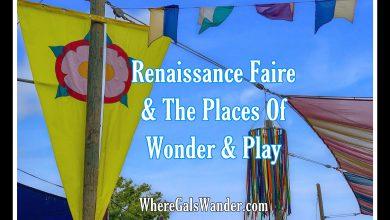 Renaissance Faire Fairy WhereGalsWander