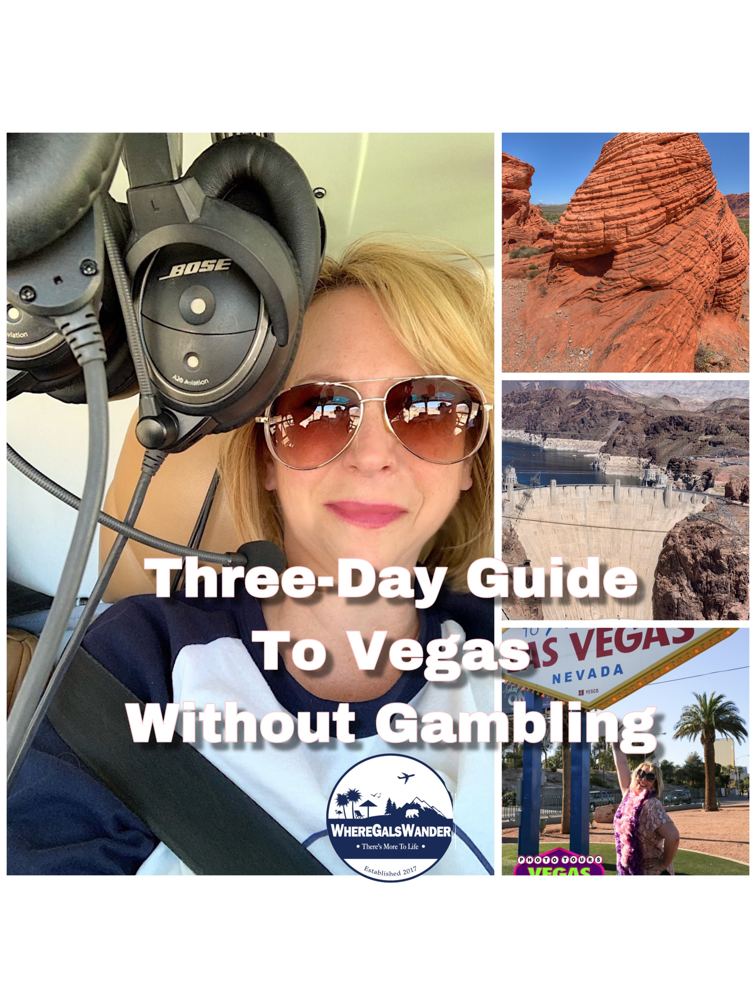 WhereGalsWander 3-Day Guide to Vegas