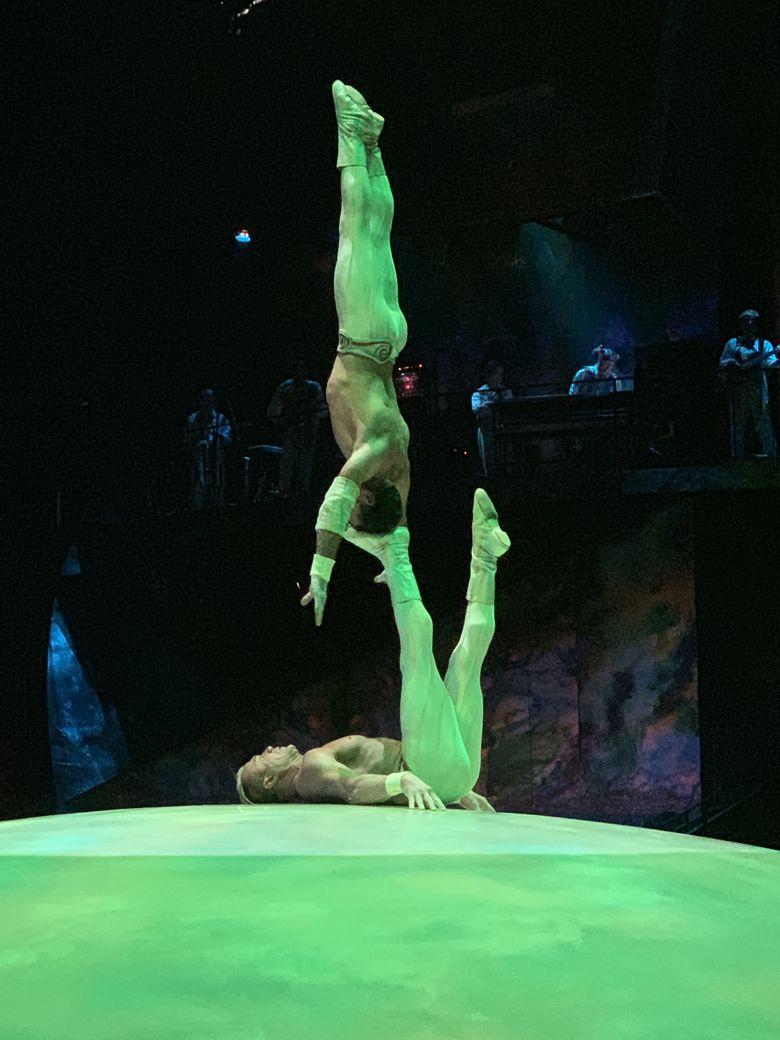 Cirque Du Soleil Mystere WhereGalsWander