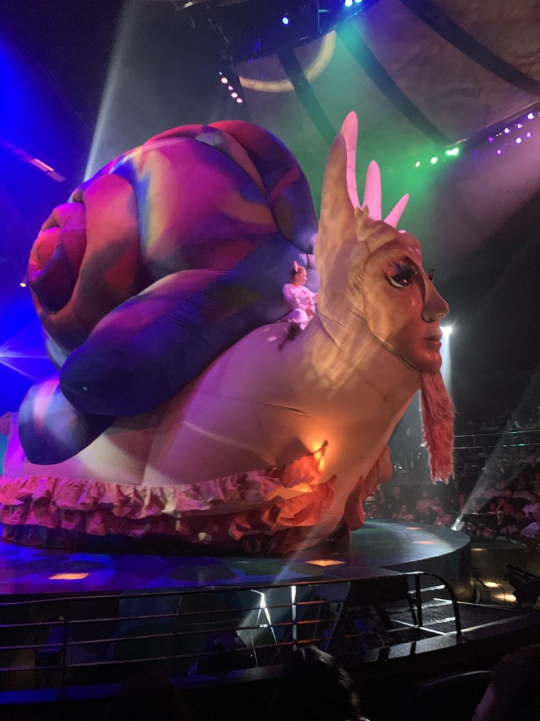 Cirque Du Soleil WhereGalsWander