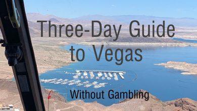 Renaissance Hotel, Nevada WhereGalsWander 3-Day Guide to Vegas