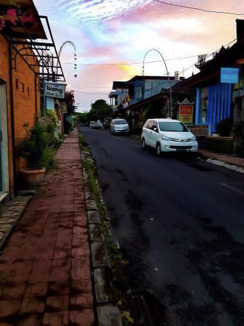 Bali Sunrise, Ubud