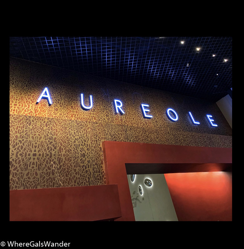 Aureole Restaurant, Mandalay Bay, Las Vegas, Where to Eat in Vegas: WhereGalsWander.com