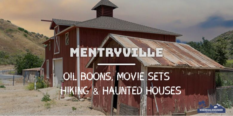 Mentryville WhereGalsWander.com