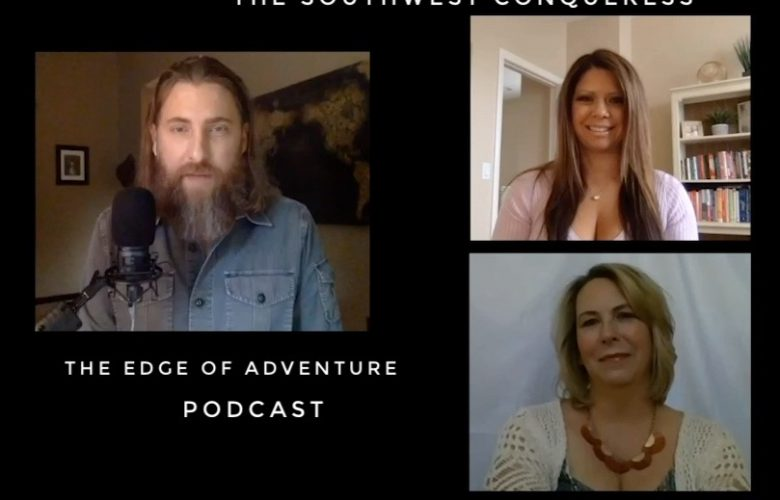 The Edge of Adventure interviews WhereGalsWander