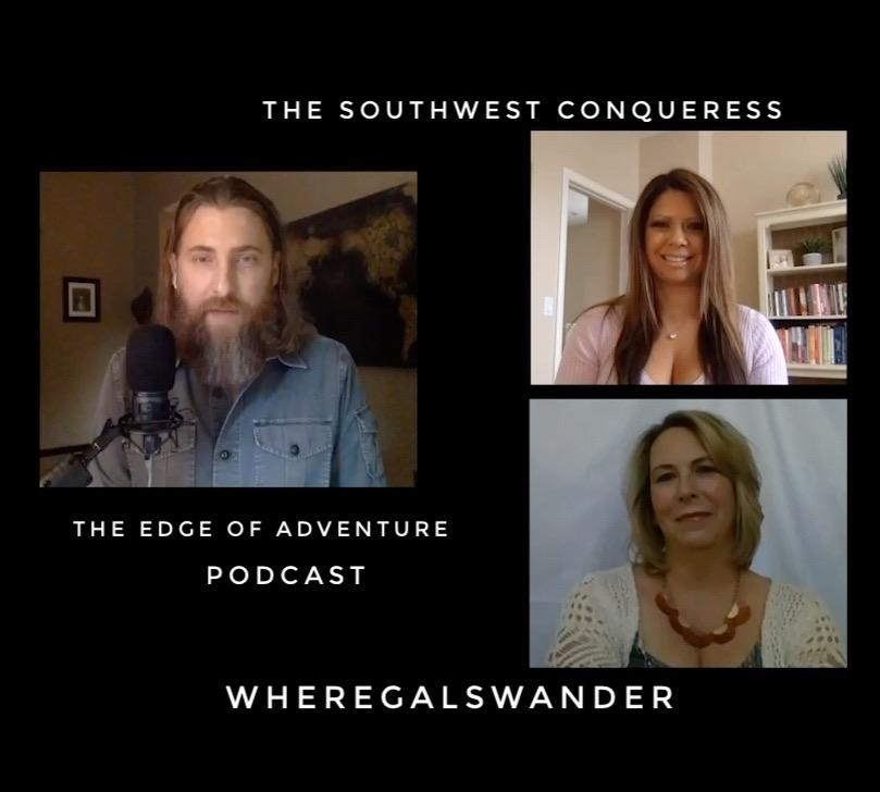 The Edge of Adventure interviews WhereGalsWander
