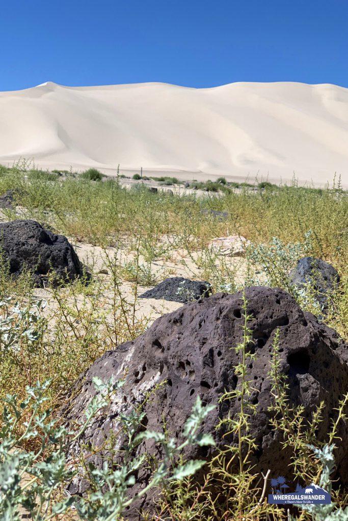 Pony Express, Nevada, Singing Sprng Sand Dunes
