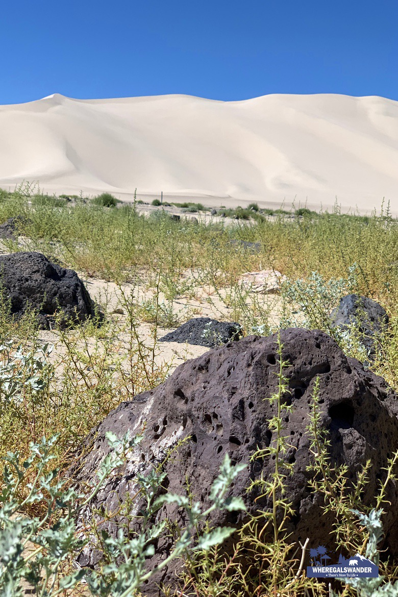 The Six Story High Springs Sand Dunes-they sing!