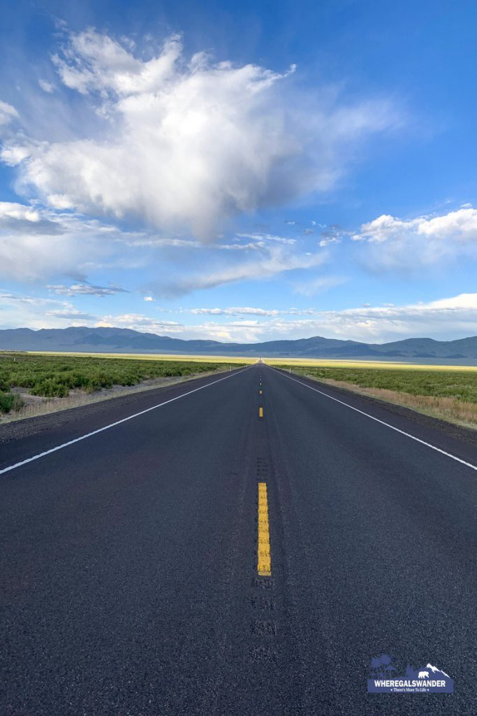 The Loneliest Road in America, Highway 5o