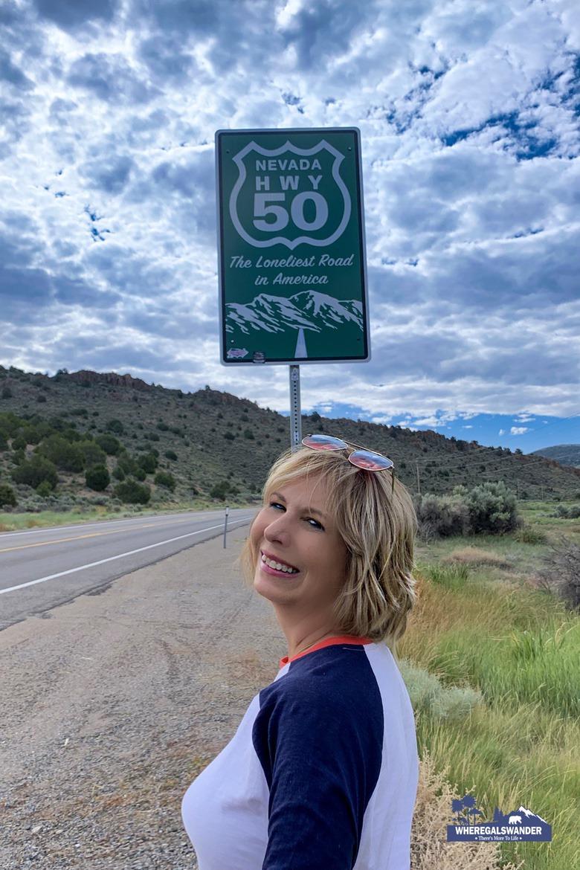 WhereGalsWander Nevada Loneliest Road Trip Highway 50 (11)