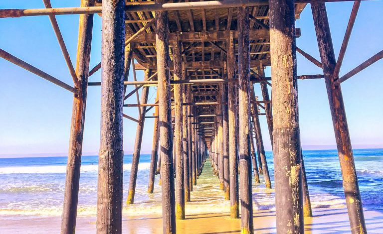 Favorite social beach piers