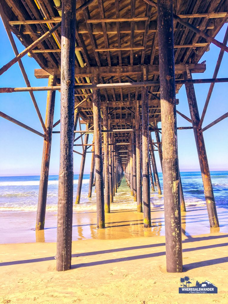 Oceanside SoCal Beach Pier