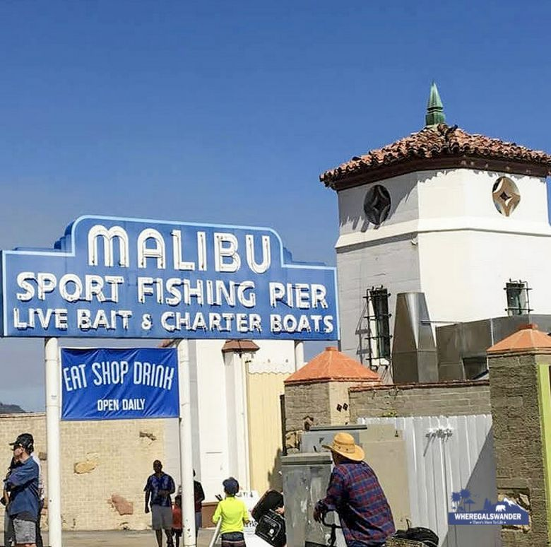 Malibu Dreaming: WhereGalsWander. A guide to Malibu Beach Pier