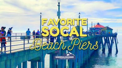 Favorite SoCal Beach Piers