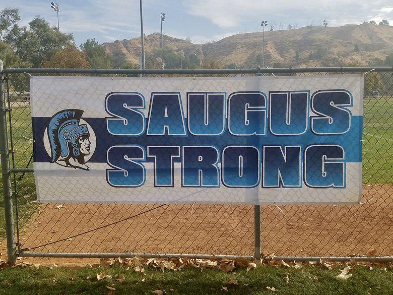 Saugus High School #SaugusStrong