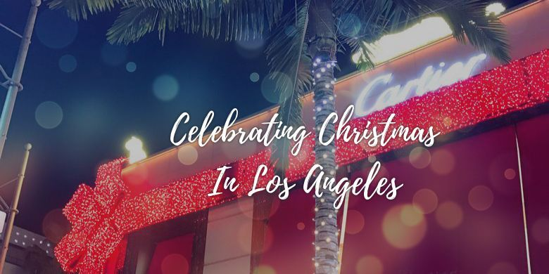 Christmas in Los Angeles