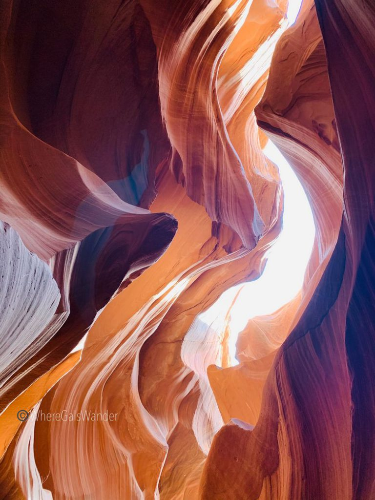 WhereGalsWander  Visiting Antelope Canyon