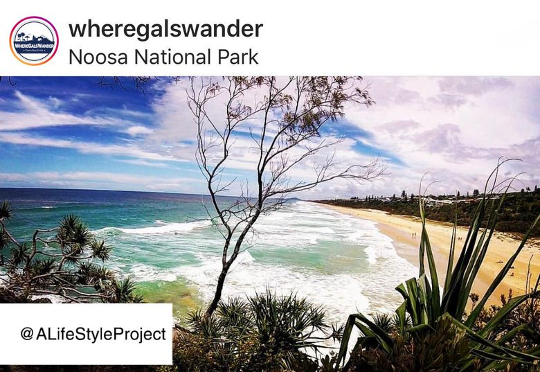 The first photo on Instagram with #WhereGalsWander by @ALifeStyleProject, the first in our Travel Tribe