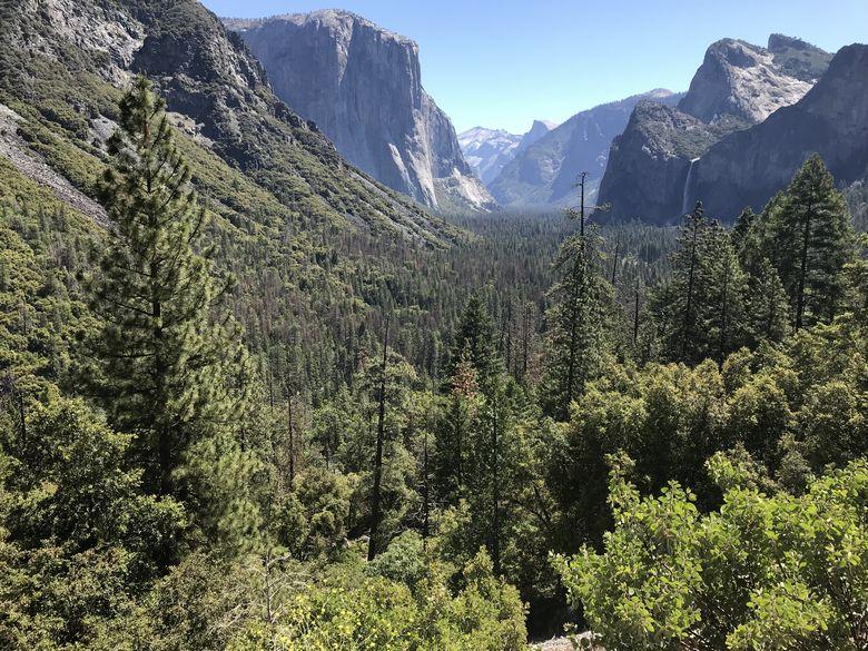 Tunnel View, Yosemite National Park, California WhereGalsWander