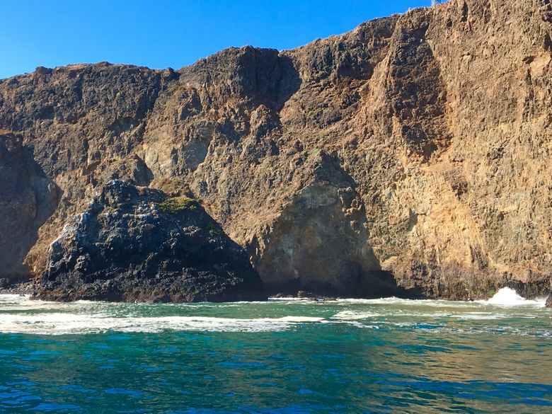 The  Channel Islands National Park, California