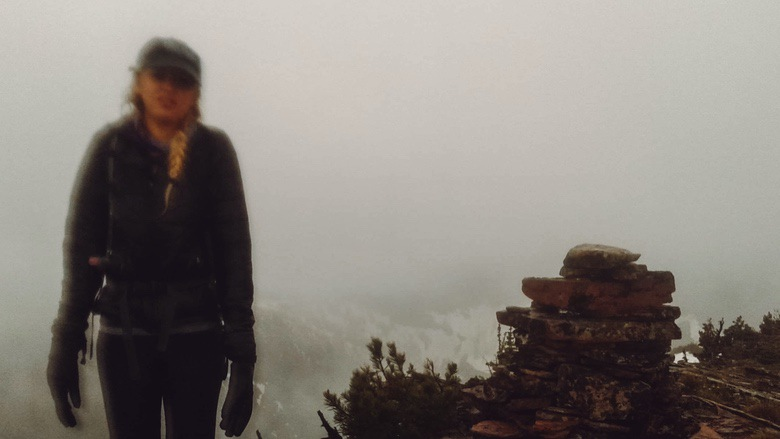 Worst Hike on Lone Mountain