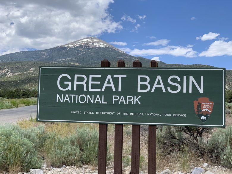 Great Basin national park lehman caves tour