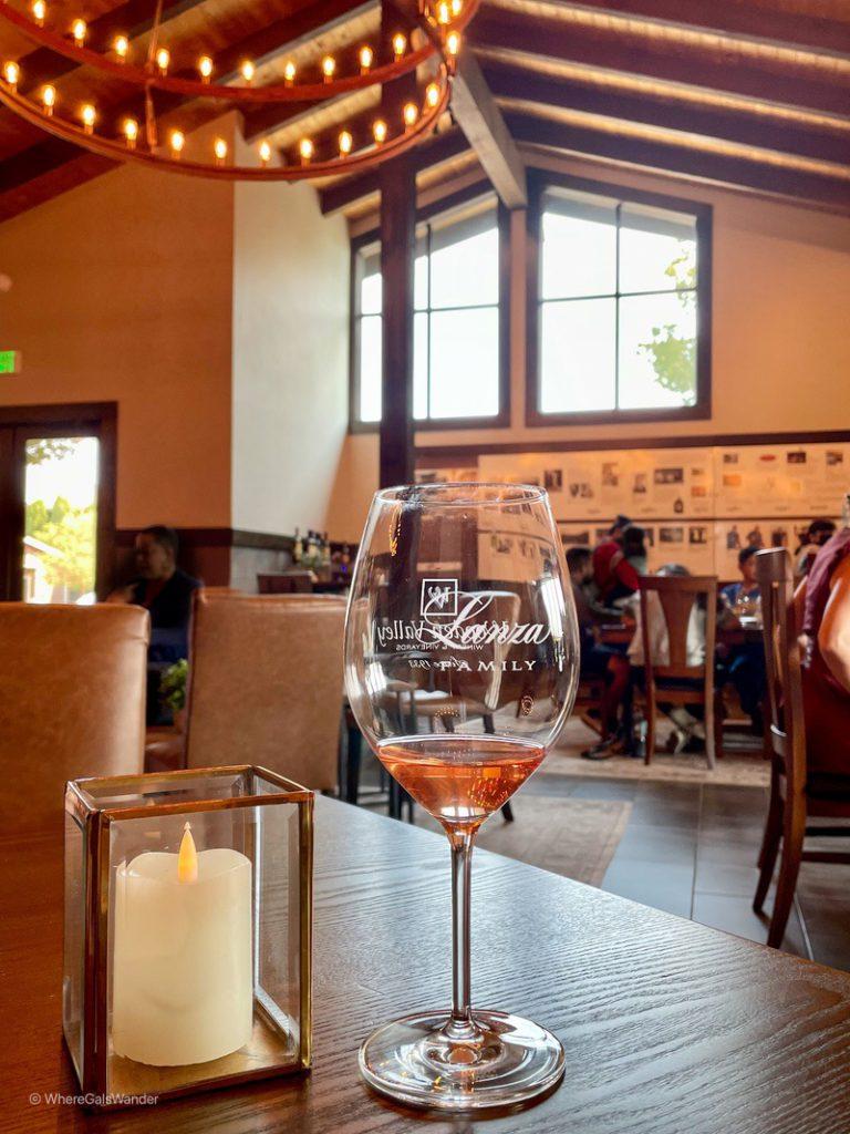 Wooden Valley Winery WhereGalsWander.com Fairfield, California Wine tasting